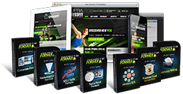 Fitness Website Formula 3 - Client Magent
