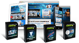 Fitness Website Formula 3 - Lightning