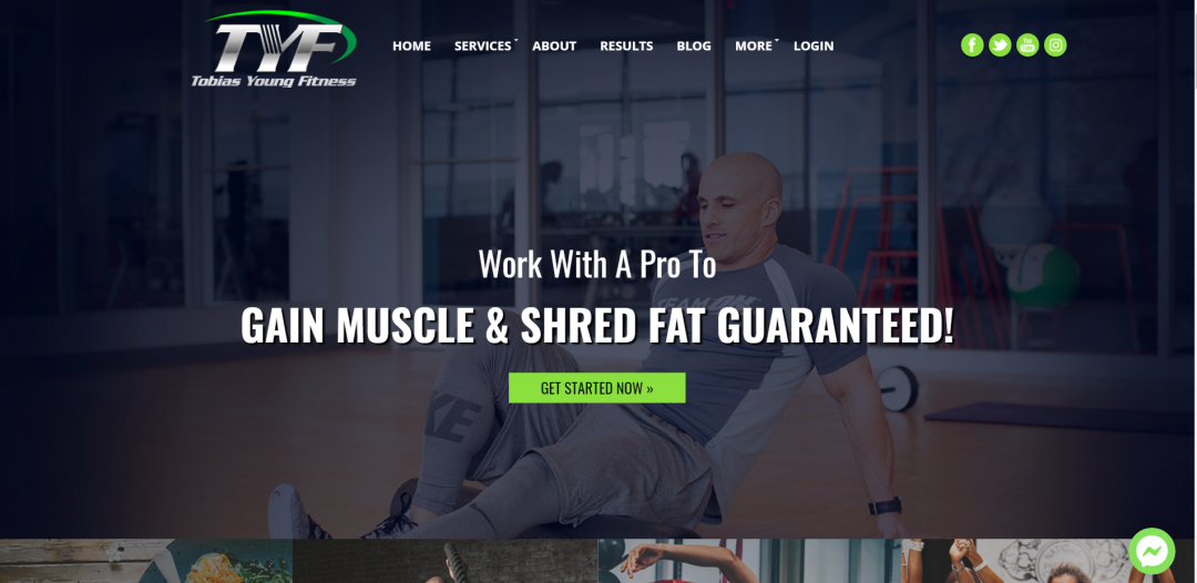 Tobias Young Fitness