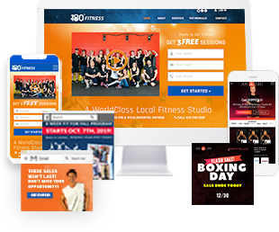 New Fitness Web Formula priced at old rates - Locus Marketing